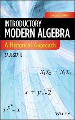 Introductory Modern Algebra (eBook, ePUB) - Stahl, Saul