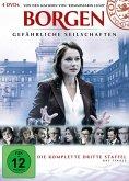 Borgen - Gefährliche Seilschaften, Die komplette 3. Staffel