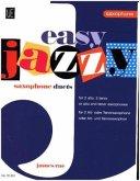 Easy Jazzy Duets - Saxophones, für 2 Saxophone (AA/TT/AT)