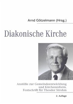 Diakonische Kirche (eBook, ePUB)