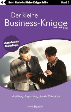 Der kleine Business-Knigge 2100 (eBook, ePUB)