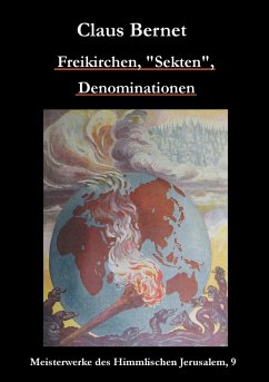 "Freikirchen, ""Sekten"", Denominationen (eBook, ePUB)"