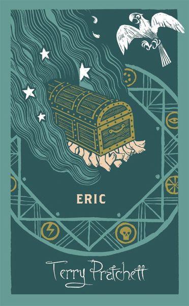 Terry Pratchett Eric 1st/1st edition Hardback Discworld Josh Kirby illustrated