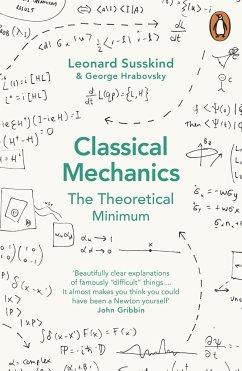 Classical Mechanics - Susskind, Leonard; Hrabowski, George