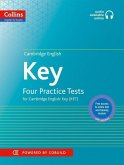 Four Practice Tests for Cambridge English: Key (Ket)