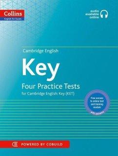 Four Practice Tests for Cambridge English: Key (Ket) - Foufouti, Katie