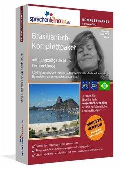 Brasilianisch-Komplettpaket, DVD-ROM