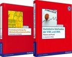 Value Pack: Statistische Methoden der BWL und VWL und Formelsammlung für Wirtschaftswissenschaftler