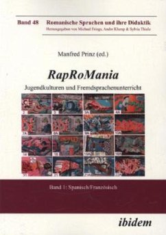 Rap RoMania: Jugendkulturen und Fremdsprachenunterricht