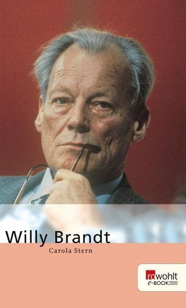 Willy Brandt (eBook, ePUB) - Stern, Carola