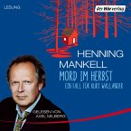 Mord im Herbst / Kurt Wallander Bd.11 (MP3-Download)