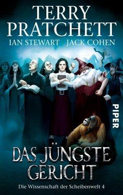 Das Jüngste Gericht / Die Wissenschaft der Scheibenwelt Bd.4 (eBook, ePUB) - Stewart, Ian; Cohen, Jack; Pratchett, Terry