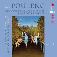 Melodies Sur Des Poemes Des Poetes Divers - Falk,Holger