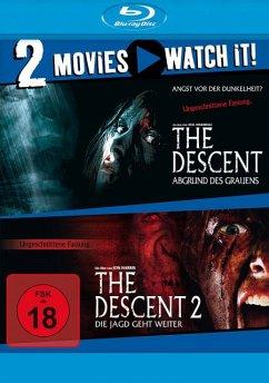The Descent - Teil 1 & 2 BLU-RAY Box