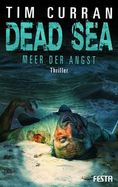 DEAD SEA - Meer der Angst (eBook, ePUB)