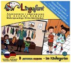 Lingufant - Im Kindergarten: Russisch - Deutsch, Audio-CD m. 1 Beilage