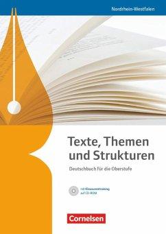 Texte, Themen und Strukturen. Schülerbuch mit K...