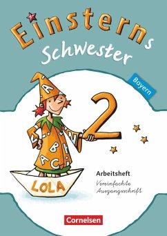 Einsterns Schwester - Sprache und Lesen 2. Jahrgangsstufe. Arbeitsheft Bayern - Famulla, Susanne;Koch, Andrea;Leopold, Karin;Maurach, Jutta