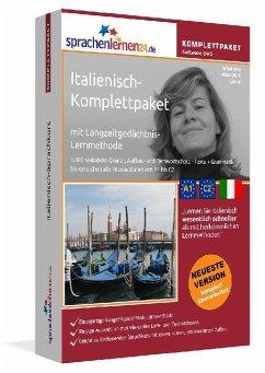 Italienisch-Komplettpaket, DVD-ROM