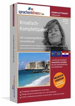 Kroatisch-Komplettpaket, DVD-ROM