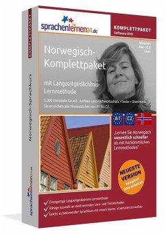 Norwegisch-Komplettpaket, DVD-ROM