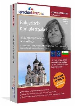 Bulgarisch-Komplettpaket, DVD-ROM