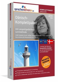 Dänisch-Komplettpaket, DVD-ROM