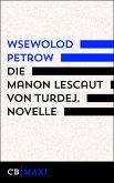Die Manon Lescaut von Turdej (eBook, ePUB)