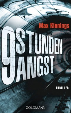 9 Stunden Angst / Ed Mallory Bd.1 (eBook, ePUB) - Kinnings, Max