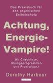 Achtung, Energievampire! (eBook, ePUB)