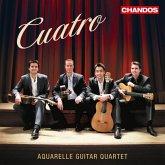 Cuatro-Werke Für Gitarrenquartett