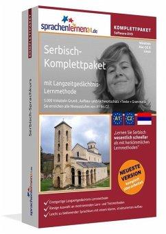 Serbisch-Komplettpaket, DVD-ROM