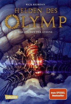 Das Zeichen der Athene / Helden des Olymp Bd.3 (eBook, ePUB) - Riordan, Rick