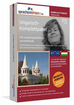 Ungarisch-Komplettpaket, DVD-ROM
