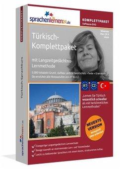 Türkisch-Komplettpaket, DVD-ROM
