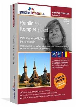 Rumänisch-Komplettpaket, DVD-ROM