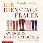 Die Dienstagsfrauen zwischen Kraut und Rüben / Dienstagsfrauen Bd.3 (MP3-Download)