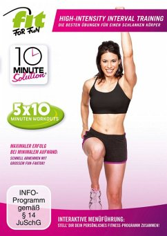 Fit for Fun - 10 Minute Solution: High-Intensity-Interval Training - Fit For Fun-10 Minute Solution
