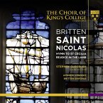 Saint Nicolas/Hymn To St Cecilia/Rejoice The Lamb