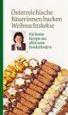 Österreichische Bäuerinnen backen Weihnachtskekse (eBook, ePUB)