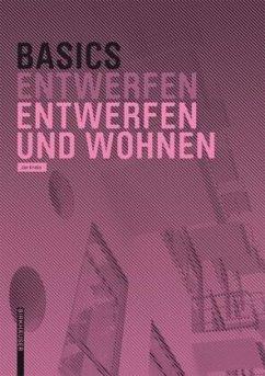 Basics Entwerfen und Wohnen - Krebs, Jan