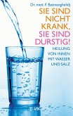 Sie sind nicht krank, Sie sind durstig! (eBook, PDF)
