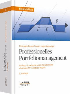 Professionelles Portfoliomanagement (eBook, PDF) - Bruns, Christoph; Meyer-Bullerdiek, Frieder