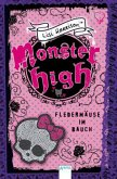 Fledermäuse im Bauch / Monster High Bd.2, 4 Audio-CDs