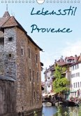 Lebensstil Provence (immerwährend) (Wandkalender immerwährend DIN A4 hoch)
