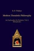 Modern Thomistic Philosophy