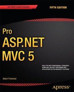 Pro ASP.NET MVC 5 - Freeman, Adam