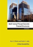 Multi-Storey Precast Concrete Framed Structures (eBook, ePUB)