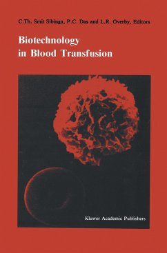 Biotechnology in blood transfusion