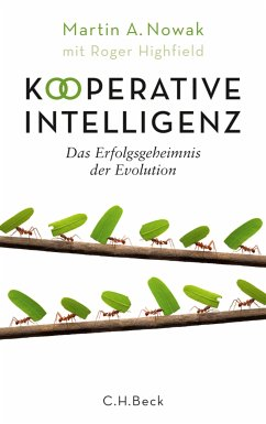 Kooperative Intelligenz (eBook, ePUB) - Highfield, Roger; Nowak, Martin A.